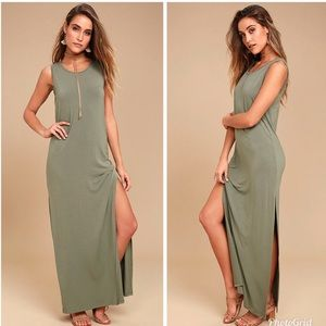 Z Supply Marianna Maxi Dress